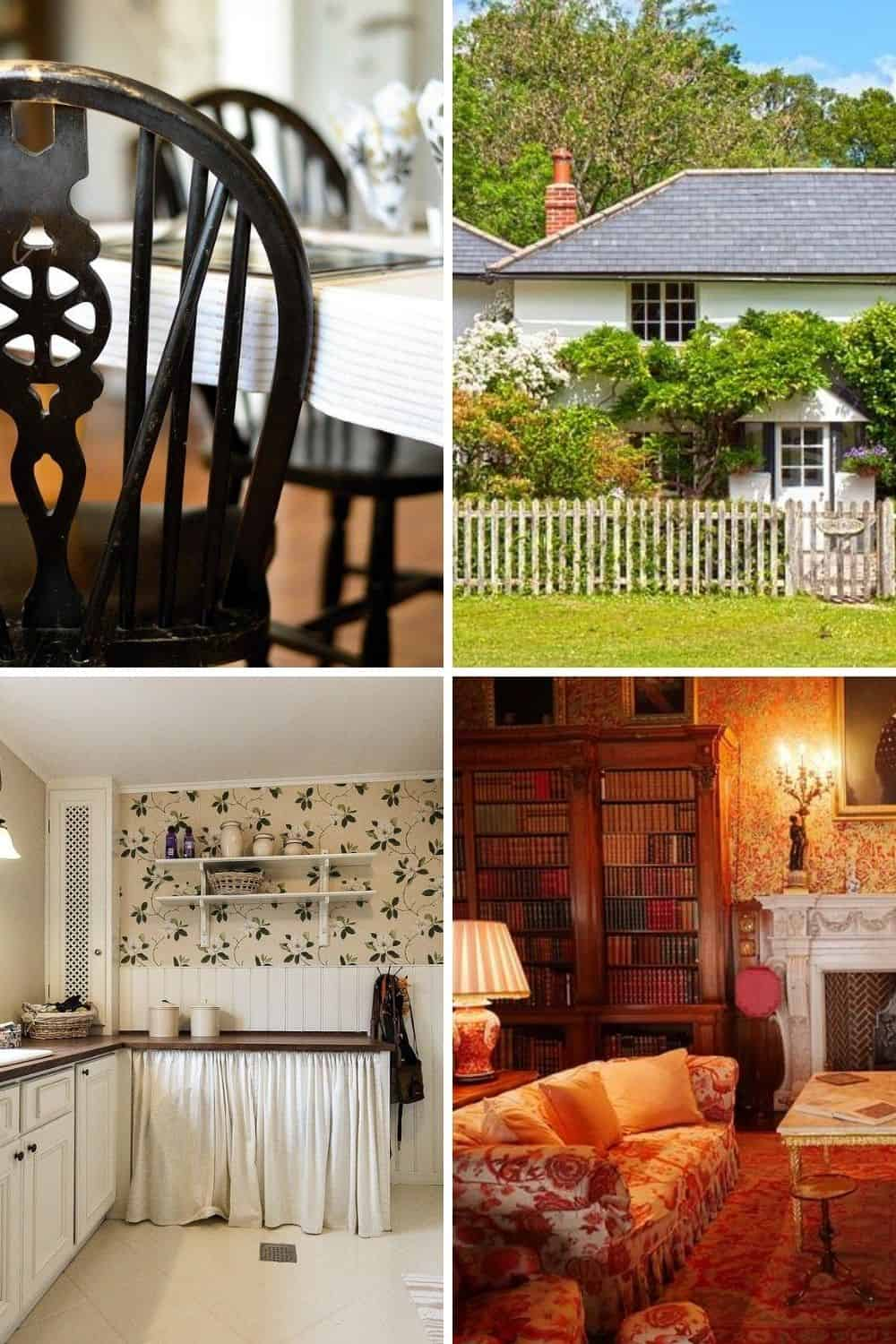 English Country Interior Design Style