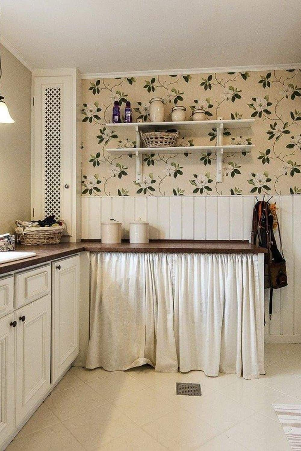 English Country Kitchen