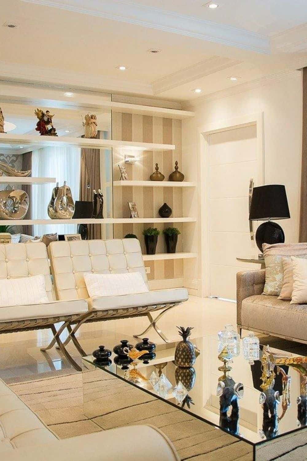 Hollywood Glam Living Room 1