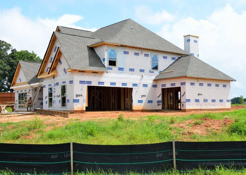 House Wrap Construction