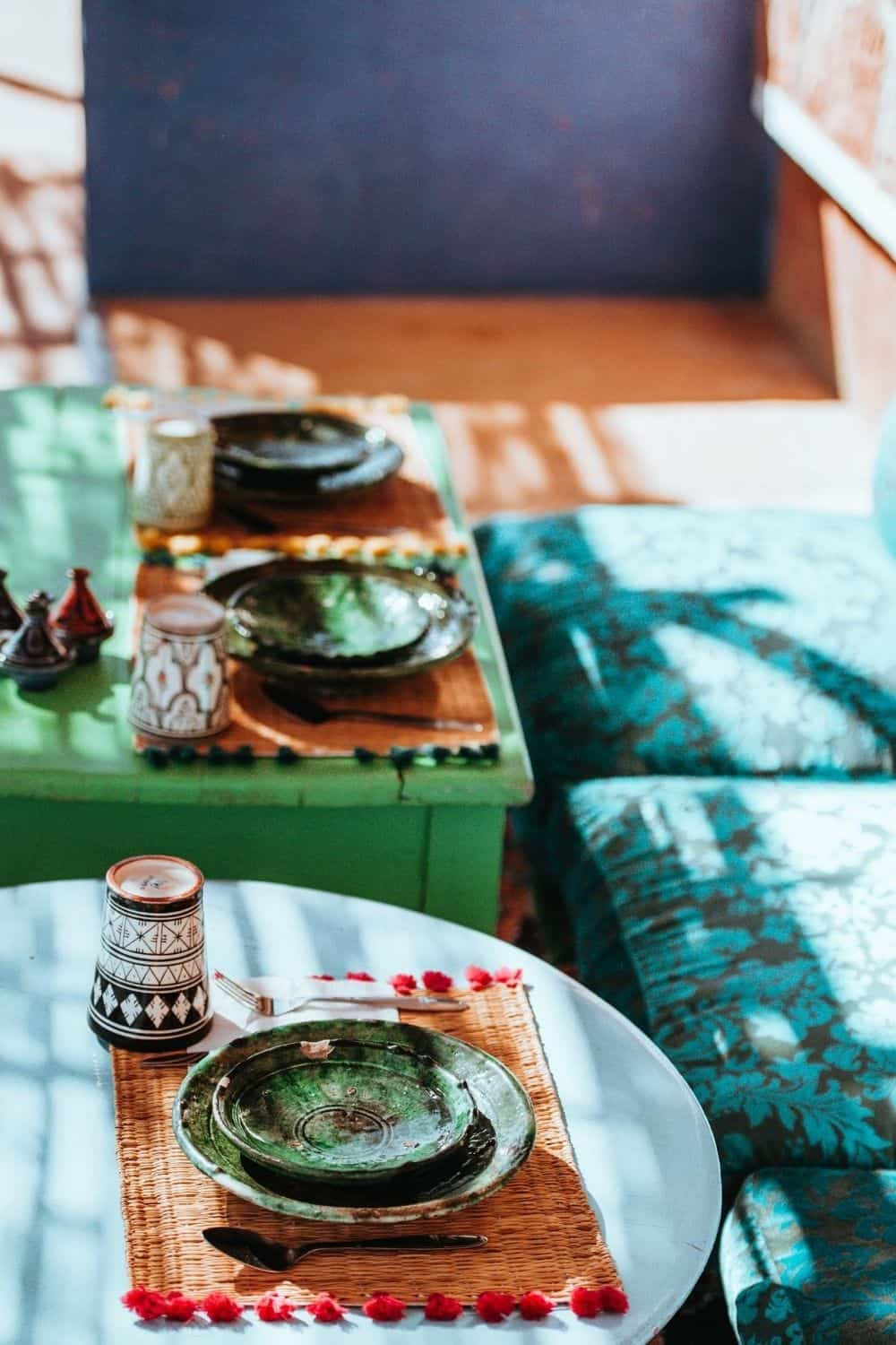 Moroccan Dining Table