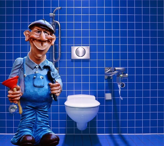 Fix a running toilet without a plumber