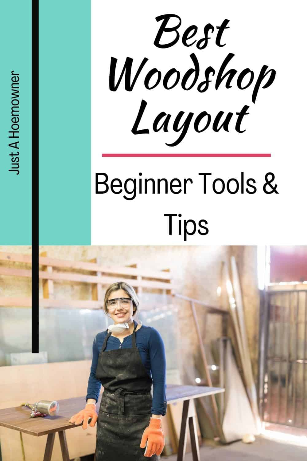 Best Woodshop Layout For Beginners